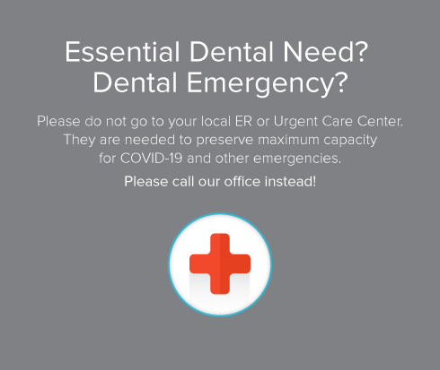 Essential Dental Need & Dental Emergency - Downey Promenade Dental Group